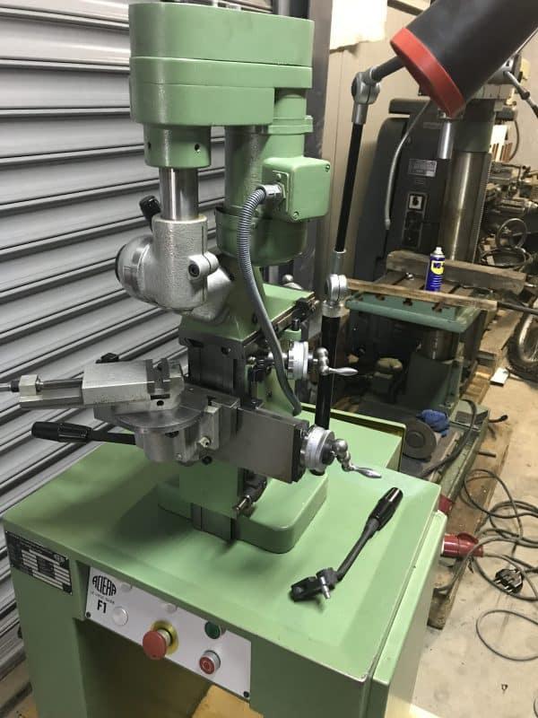 aciera f1 milling machine