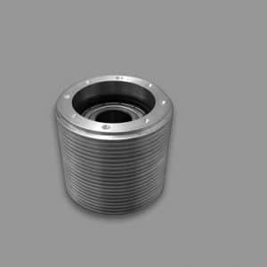 wheel for rotary platen