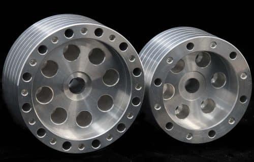 140 120mm drive wheels