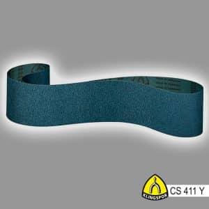 klingspor CS411Y abrasive belt