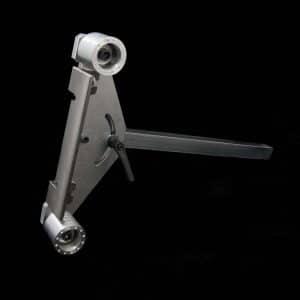 platen for belt grinder