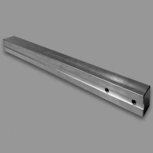 tooling arm for belt grinder