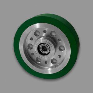 200mm contact wheel hard